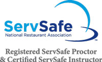 ServSafe Instructor Logo